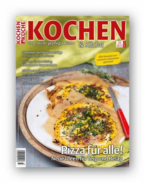 Kochen&Küche Kostenloses Probeheft ohne weiteren Verpflichtungen