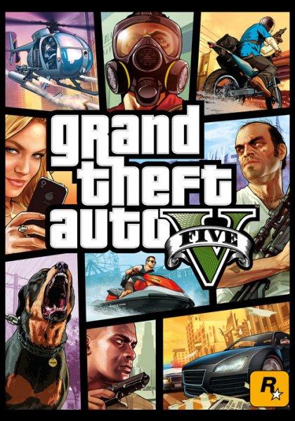 GTA 5 20% günstiger bei Gamesplanet