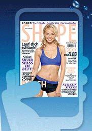 [O2more] 4 Magazine (Closer; Laura; Kochen&Geniessen; Shape) jeweils 3 Monate digital gratis testen - Keine Kündigung notwendig