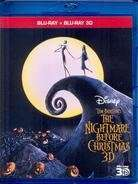 The Nightmare before Christmas und Cars [Blu-ray 3D+2D] für je 10,99€ @Cede