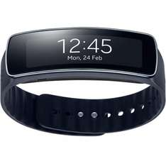 Samsung Gear Fit Smart­watch - Schwarz inkl. Vsk für 89,48 € € > [pixmania.de]