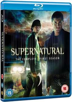 Blu-ray Box - Supernatural Staffel 1 (4 Discs) ab €13,91 [@Wowhd.de]