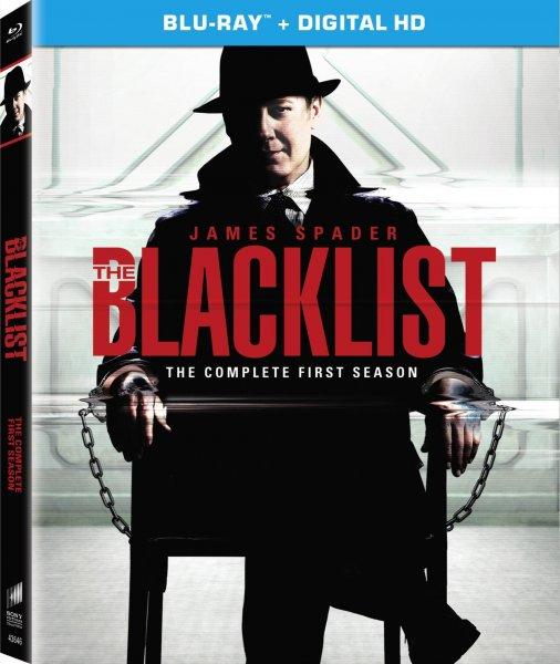 (Amazon.de) The Blacklist - Staffel 1 auf Blu-Ray für 19,99€ + 3€ VSK