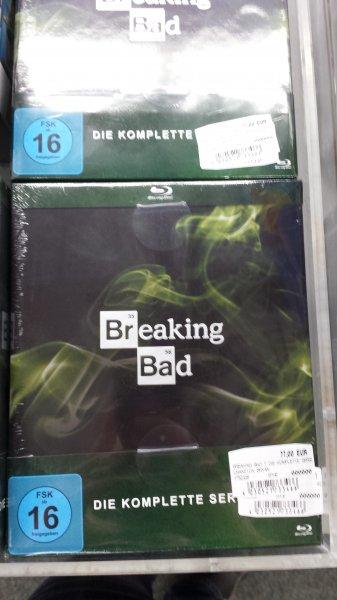 [Lokal] Breaking Bad die komplette Serie auf Blu-Ray für 77 Euro im MM Koblenz