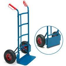 Sackkarre PROFI - klappbar - Luftbereifung - belastbar bis max. 200 kg, bei @Ebay WOW