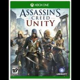 Assassin's Creed Unity [Xbox One] für 10.97€ durch Facebook Code @ CDKeys