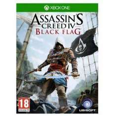 Assassin's Creed IV 4: Black Flag Xbox One - Digital Code für 4,66 Euro