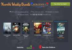 [Humble Weekly Bundle] Strategy 2