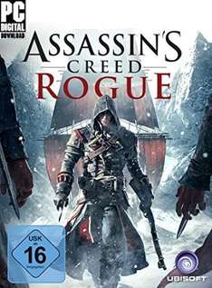 Assassin's Creed Rogue (~21.50€) und Unity (~24.60€)  PC UPlay @Nuuvem