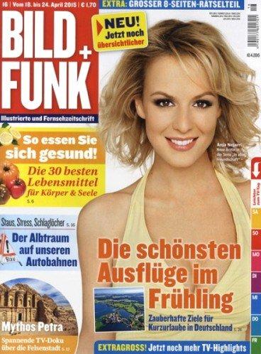 """Jahresabo """"Bild und Funk""""; Preis: 99,00€ + 100€ Otto-Gutschein"""