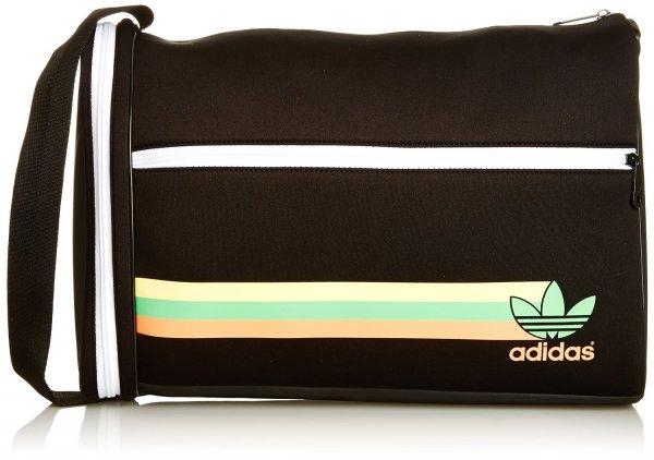 [Amazon Prime] ...und noch eine Umhängetasche: Adidas Airliner Neo Black