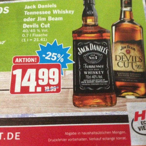 Jack Daniels Old No7 0,7 Lokal München