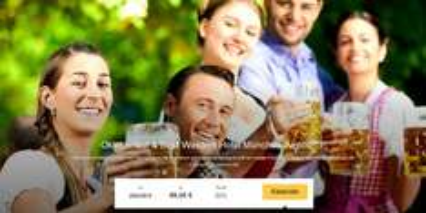 [travelbird] Oktoberfest + Übernachtung im Best Western 4 Sterne Hotel München-Airport (inkl. 25,- EUR Verzehrgutschein) für 99,- EUR / p.P.