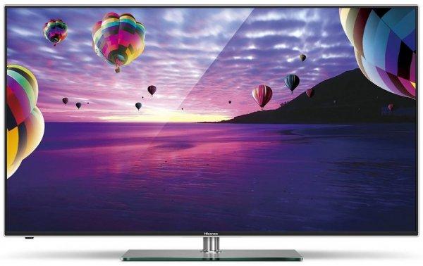 Hisense LTDN50K680 – 50 Zoll Ultra HD 4K 3D Wlan Smart TV für nur 549€