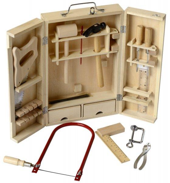 [PRIME] Beluga 20202 - Holz Werkzeugkoffer 10,74€ inkl. Versand