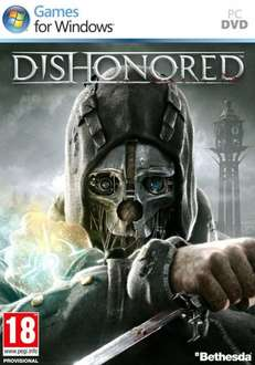 [steam] Dishonored  für 3.46€, Bioshock infinite 5.54€ @ gamesplanet.com