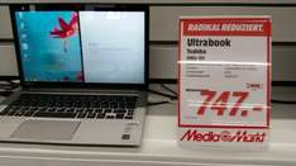 "[Lokal MM Düsseldorf] Toshiba Kira-101 Ultrabook 13,3"""