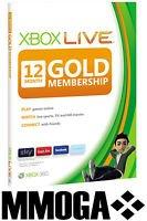 Xbox Live Gold 1Jahr 33€ ebay