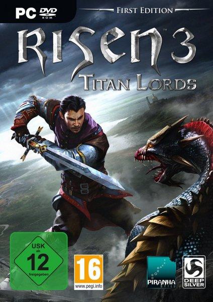 Risen 3 Titan Lords PC ( STEAM )