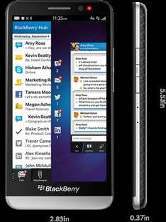 BlackBerry Z30 Promoaktion