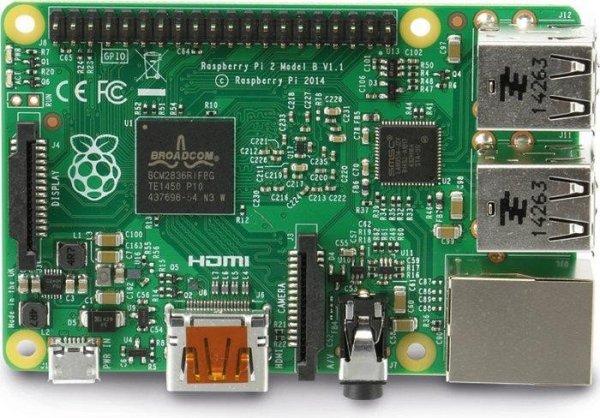 [ebay-WOW] Raspberry Pi 2 Model B - Quadcore CPU - 1GB RAM - für 34,90€