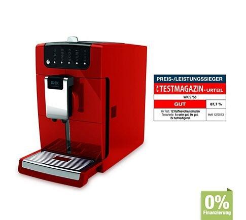 WIK Kaffeevollautomat CAM 58 rot (9758R) bei Plus für 281,06