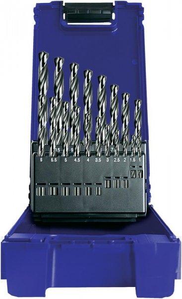 Heller HSS Metall-Spiralbohrer-Set 19teilig für 13,94€ inkl. VSK @voelkner