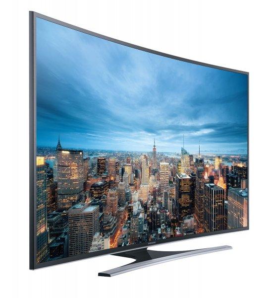 """[Amazon] Preisfehler Curved TV LED Samsung UE48JU6550 (48 Zoll) - Ultra HD, DVB-C/T2/S2, CI+, WLAN, Smart TV, HbbTV, Sprachsteuerung für 777€ - auch in 65"""" günstig und in weiß!"""
