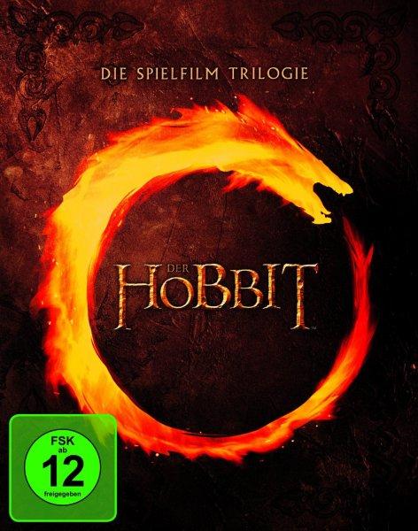 Die Hobbit Trilogie (Bluray) für 24,99 € @ Amazon Prime (Vorbestellung) UPDATE: oder Saturn (bei Filiallieferung) UPDATE2: oder Media Markt (bei Filiallieferung)