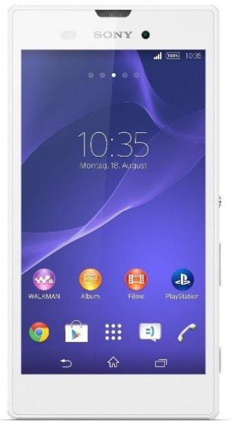 Sony Xperia Style weiß @ Media Markt Online 150,99€