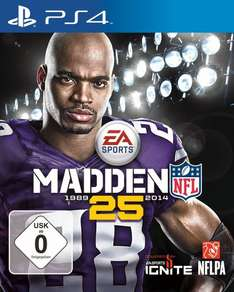 Madden NFL 25 (14) Playstation 4 (PS4)