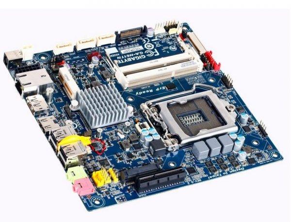 GIGABYTE H61TN Socket1155 Intel H61 bei Amazon.co.uk rund 25 EUR unter dt. Preis