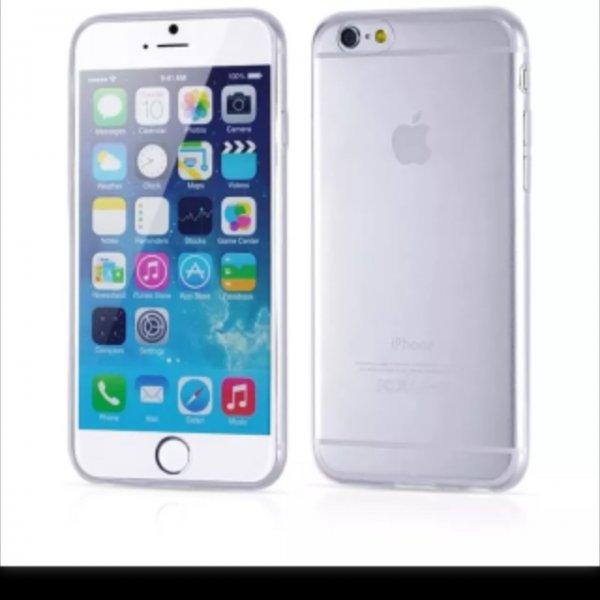 [eBay] Silikon Handyhülle + Schutzfolie iPhone 6 inkl. Versand 2,99&