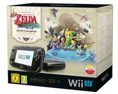 [Rakuten.de] Wii U - Zelda Windwaker Bundle (74,75€ in Superpunkten) etc.
