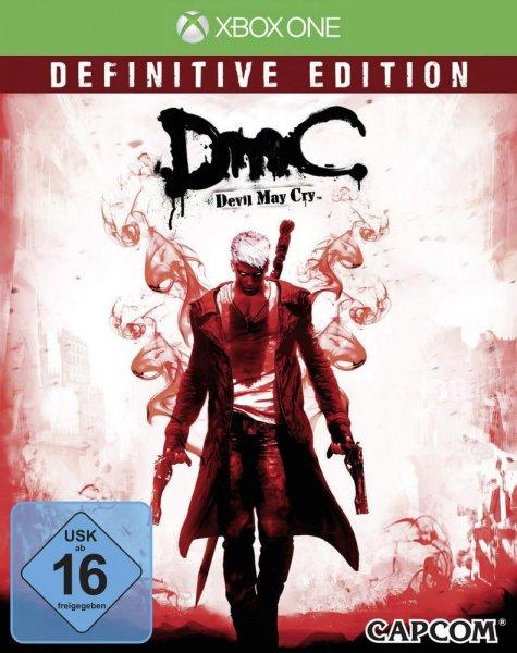 [smdv.de] Devil May Cry - Definitive Edition (Xbox One für 26,40 EUR / PS4 für 28,90 EUR)