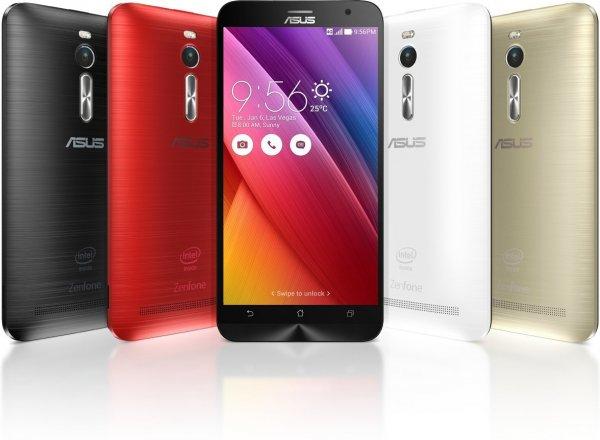 Asus ZenFone 2 FHD/LTE/Android 5 und 4GB Ram für 346,02€ vorbestellen @amazon.it
