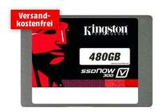 Kingston SSDNow V300 480GB für 125€ @MediaMarkt