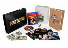 (UK) [Kenner - O-Ton Liebhaber] Pulp Fiction - The 20th Anniversary Deluxe Box Blu-ray für 27.99€ @Zavvi
