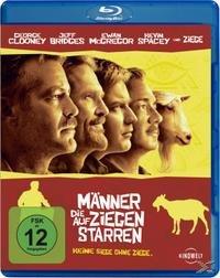[Thalia.de] Männer die auf Ziegen starren (Blu-ray) inkl. (Buch-) Versand für 4,99€