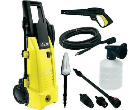 Lavor Ninja Plus 130, Hochdruckreiniger, 130 bar, 1800 W, 8.092.0004C für 69,99€ @ Allyouneed