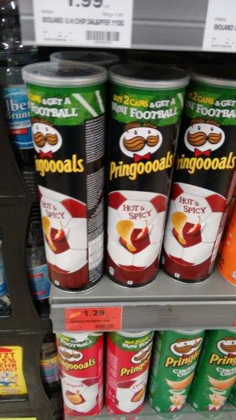 [Edeka] Pringles für 1,29€