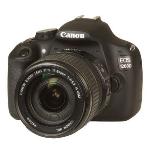 Canon EOS 1200D + EF-S 17-85 IS USM für 419@Amazon Blitzangebote