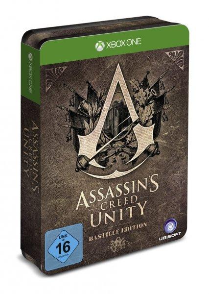 Assassin's Creed: Unity - Bastille Edition (Xbox One) für 34,95€ @Coolshop