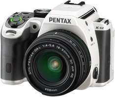 Pentax K-S2 Kit 18-50 mm WR für 650,14€ @Amazon.fr