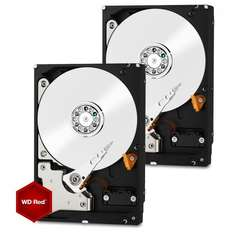 [NBB] Bundle: 2x WD Red 1TB (NAS-HDD) für 118,80€ = 14% Ersparnis