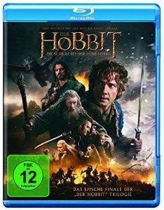 [MÜLLER ETTLINGEN] Der Hobbit - Die Schlacht der fünf Heere (BluRay)