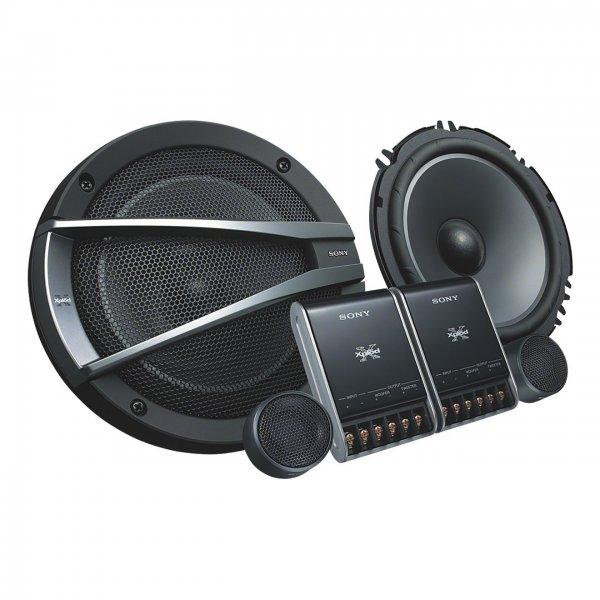 Sony XS-GTX1622S - 2-Wege Einbaulautsprecher-Set (Max. 260 W) für 48€ @MediaMarkt