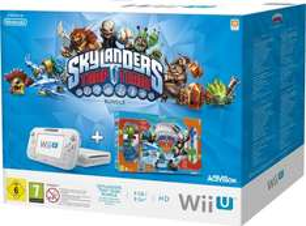 [LOKAL Saturn Köln Hansaring] Wii U Skylanders Basic Pack White 8GB - 179€