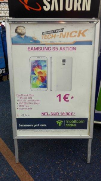 Lokal Centro Saturn Oberhausen Samsung S5