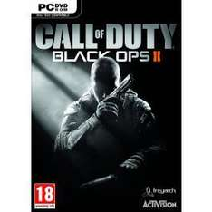 (STEAM) Call of Duty: Black Ops II für 7.99€ (mit FB Key 7.59 EUR)  @ CDKeys